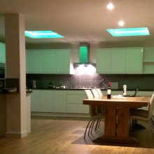 LED light Effects - Philip Tong Electrician Hull